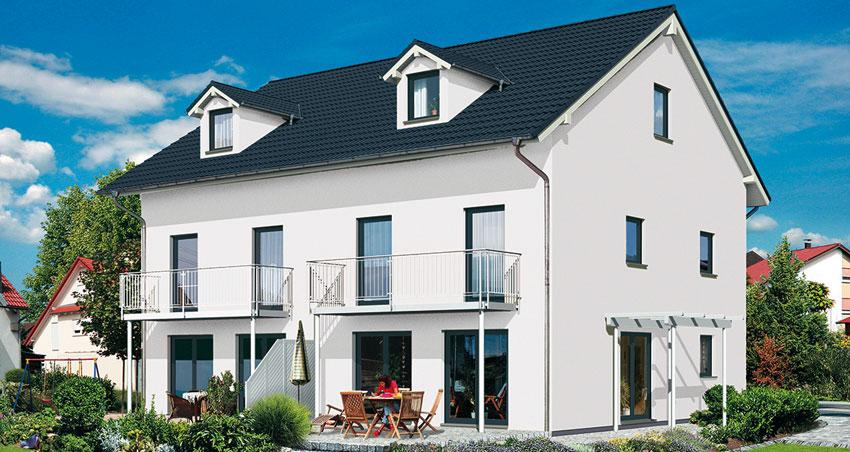 Doppelhaus D140